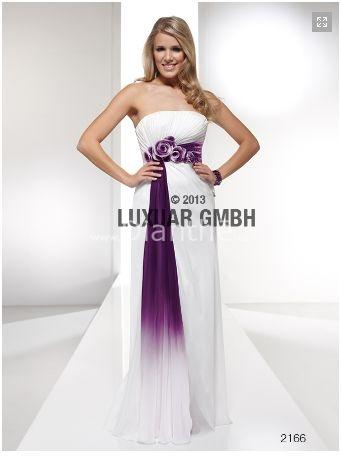 77e209f6a9a4 Společenské šaty s přechodem barev z Dianthe Praha